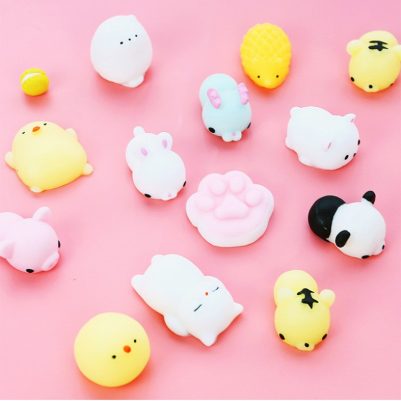 Japanese Squishy Creative Pressure Relief Kneading Vent Toy Gift Pressure Relief Ball Pressure Relief Kneading