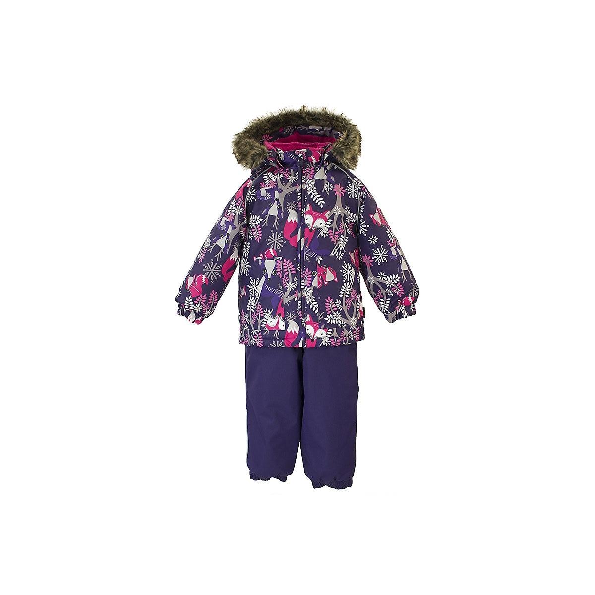 Ensembles pour enfants HUPPA pour filles 8951850 survêtement d'hiver enfants vêtements chauds