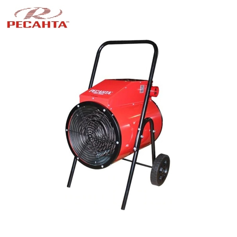 Electric heat gun TEP-15000K Hotplate Facility heater Area heater Space heater цена