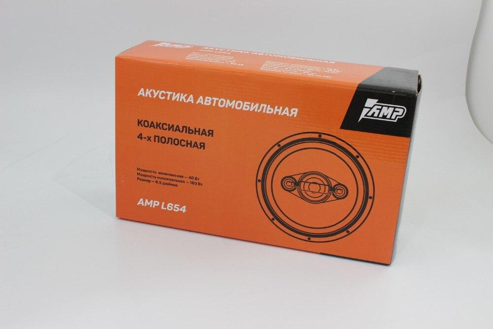 Qualidade High-end AMPLIFICADOR Poderoso L654 150 Watts 6.5