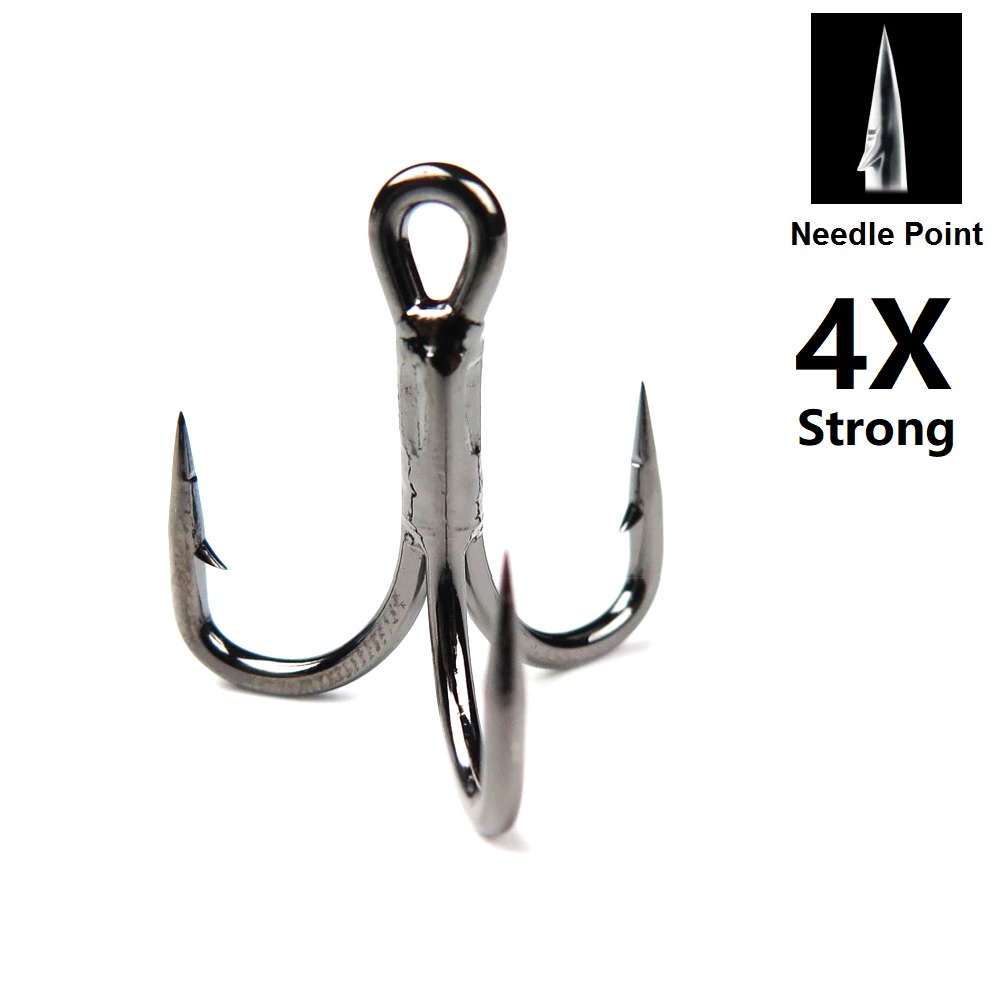 4x-strong-size-6-4-2-1-0-black-nickle-round-bend-needle-point-forged-high-quality-treble-font-b-fishing-b-font-hooks-fh87hp30