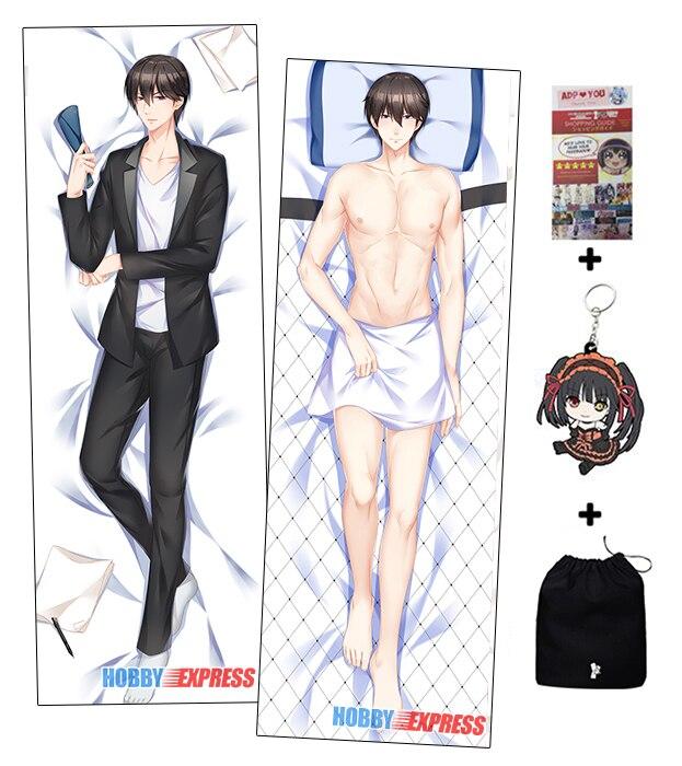 "59/""Love and producer Li Zi Yan Anime Game Dakimakura Hug Body Pillow Case"