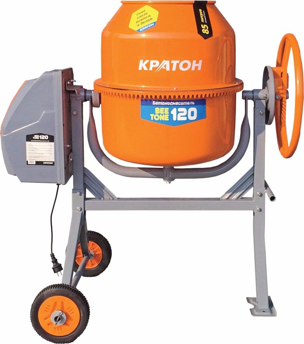 Concrete mixer CRATON BeeTone 120 500W 110L