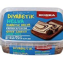Tahini Halva, диабетический, фисташковый, простой, какао от kosk