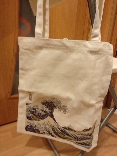 Raged Sheep Fashion Tote Shopping Bags Cotton Grocery Bags Folding Univers Print Shopping Cart Eco Grab Bag photo review
