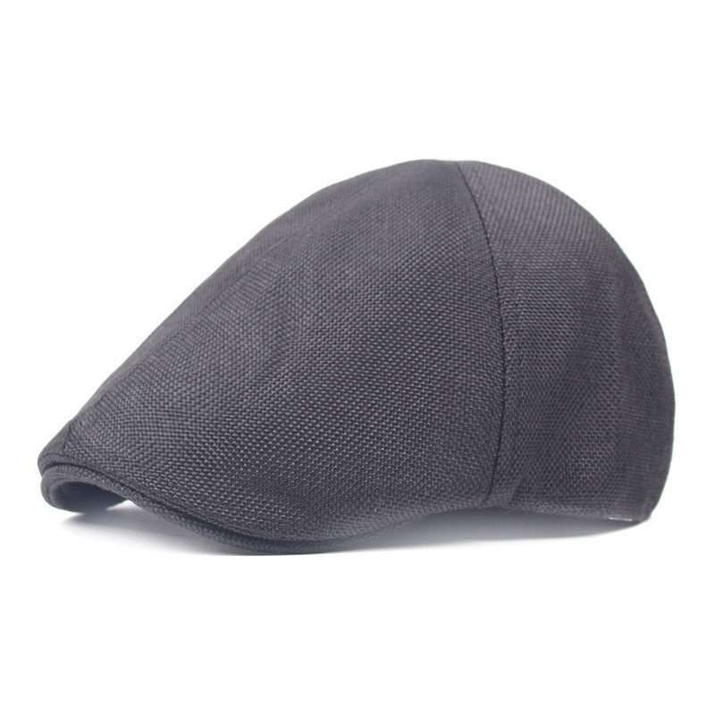 2017 New Unisex 100% Cotton Outdoor Baseball Cap Solid Color Linen Fashion Sports Hats For Men & Women Duck Tongue Caps fashion sports baseball cap men
