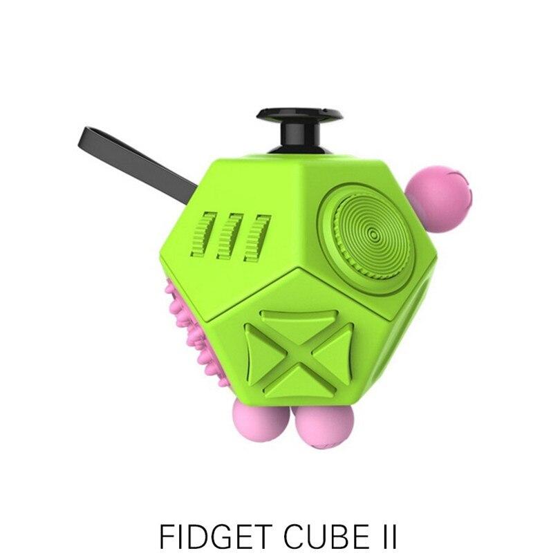 Fidget Cubo fidget cubo para crianças adultos Faixa Etária : 3 Anos de Idade