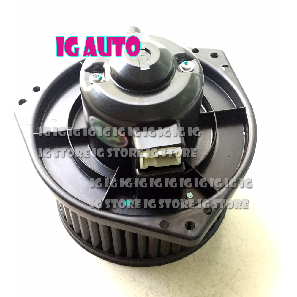 New AC Blower Moter With Wheel Heater Fan For Car Suzuki Grand Vitara 2006 2007 2008 50126 7425064J10 7425064J12 7425076K10 new throttle body assembly for 2006 2008 suzuki forenza reno 2 0l 25368821 car accessories