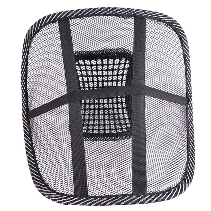 39 46cm car massage lumbar office waist pad in Seat Supports from Automobiles Motorcycles