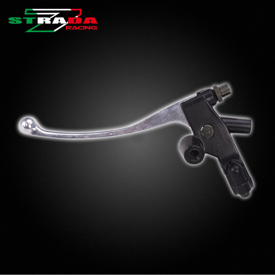 все цены на Front Left Clutch Lever With Lens Holder For HONDA VTEC CBR250 NC17/19/22/23/29 NSR250 CB400 VTR CB-1 Hornet Motorcycle Part