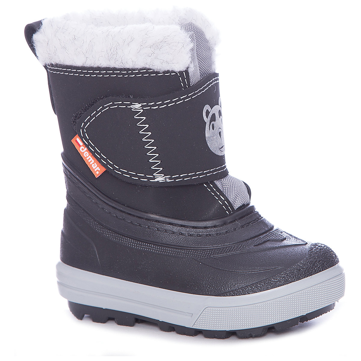 Boots Demar For Boys And Girls 7134870 Valenki Uggi Winter Baby Kids Children Shoes MTpromo