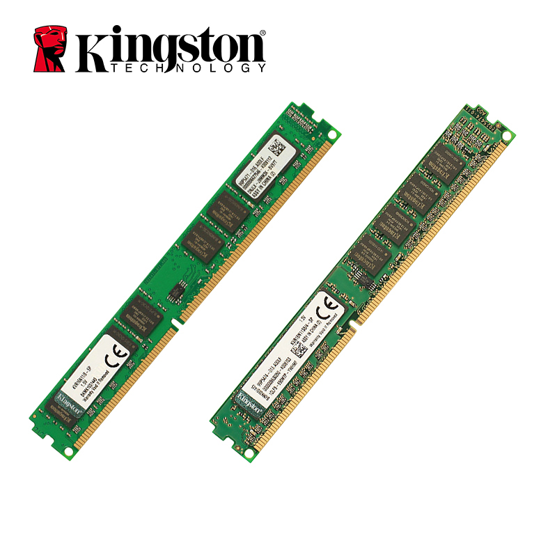 Kingston Bureau BÉLIERS mémoire DDR3 1600 MHZ 1.5 V 4 GB/8 GB
