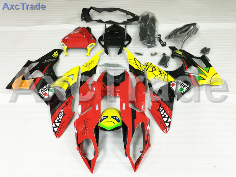 Motorcycle Fairings For BMW S1000RR S1000 2012 2013 2014 12 13 14 ABS Plastic Injection Fairing Bodywork Kit Red Black A468 hot sales for bmw s1000rr fairing s1000 rr s 1000rr s1000 rr 2010 2014 red black white bodywork fairings kit injection molding