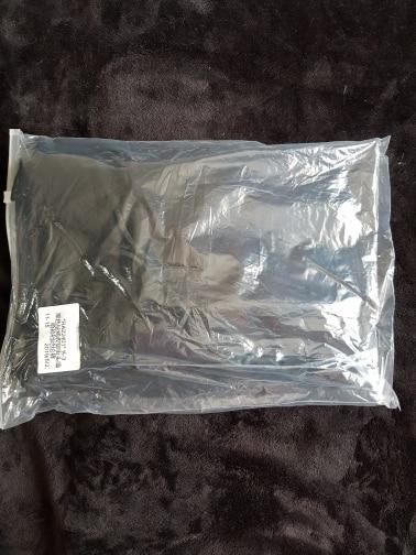 Spring New Fashion Black Solid Drawstring Pockets Causal Loose Big Size Women High Waist Harem Pants photo review
