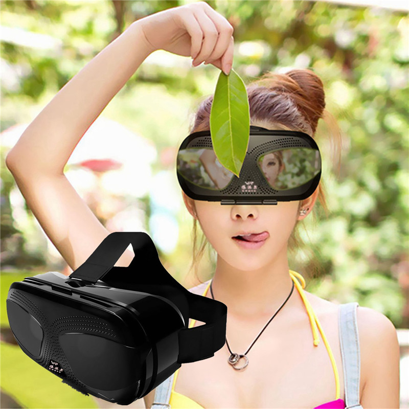 Good VR Headset Box font b Virtual b font font b Reality b font Viewer 3D