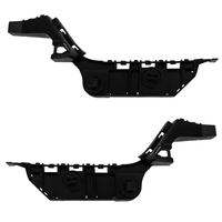 2pcs fits HONDA ACCORD 2002 2003 2004 2005 Front Left & Right Bumper Retainer Support Bracket Pair