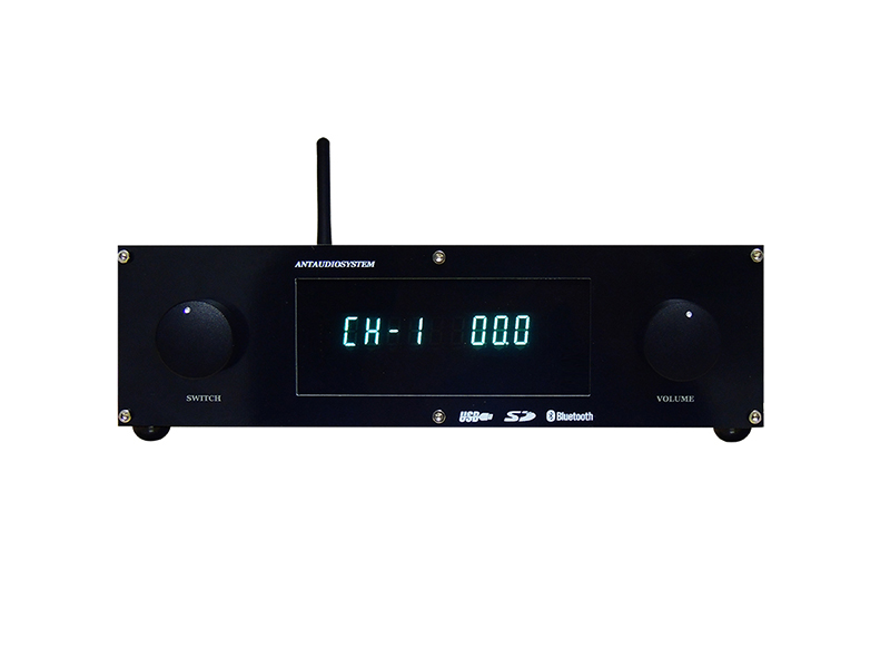 Hi-end Bluetooth CS3310 Remote Preamplifier /Stereo Preamp with VFD Display 4 Way Input cs3310 remote preamplifier board with vfd display 4 way input hifi preamp remote control digital volume control board