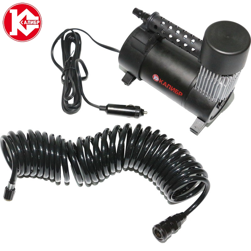 Kalibr AK55-R17 Auto Tire Car Air Pump Auto Compressor portable air compressor electric pump with barometer