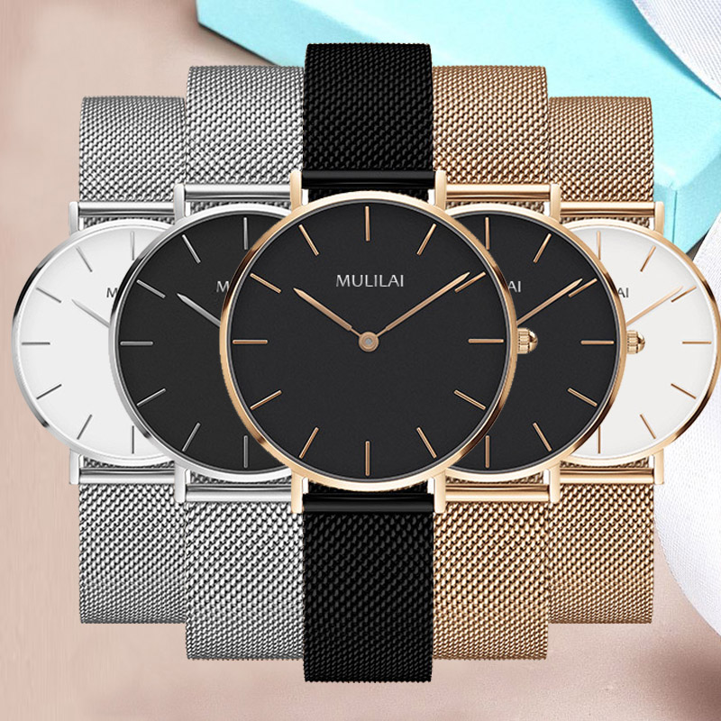 2018 Luxury TOP Brand Quartz Watch Women fashion Steel Bracelet uartz Watch Ladies Dress Watch relogio feminino Analog clock