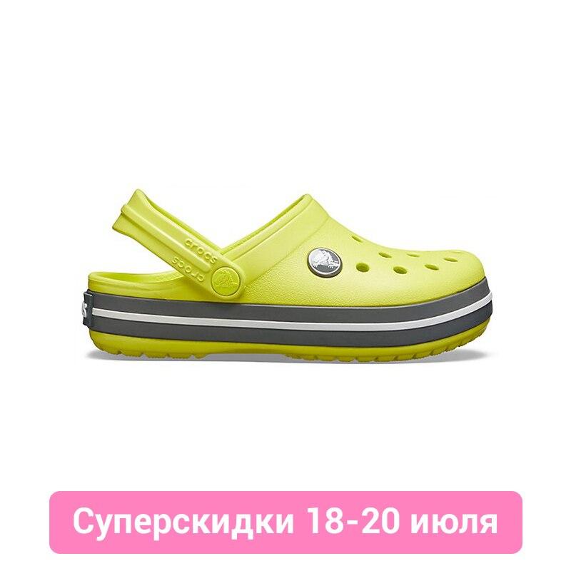CROCS Crocband Clog K KIDS or boys/for girls, children, kids crocs crocband clog k