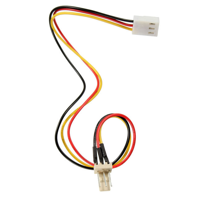 Online Shop 3 Pin Plug Socket 270mm PC Computer Internal Built-in ...