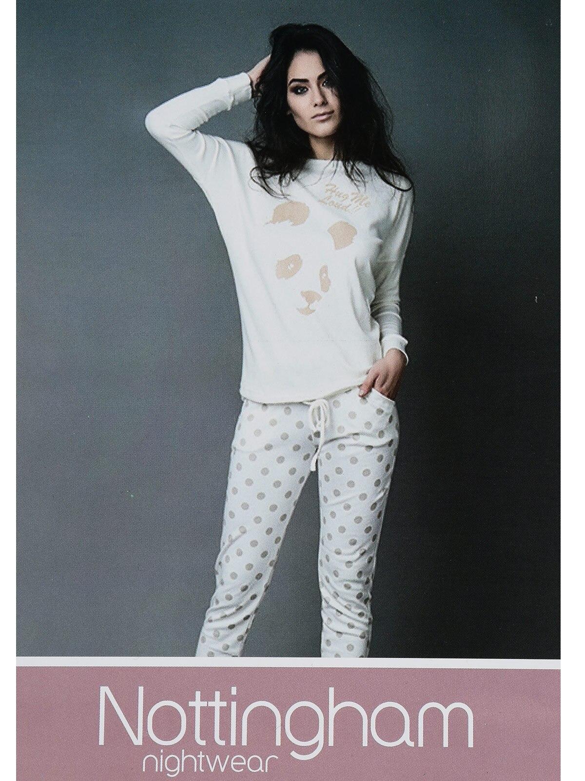 Pajamas Long Cotton Interlock