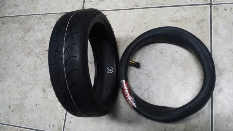Upgraded Xiaomi M365 Electric Scooter Tires 8 1/2x2 Inflation Wheel Tyres For Xiaomi Scooter m365 & pro Inner Tube Tyre Thicker