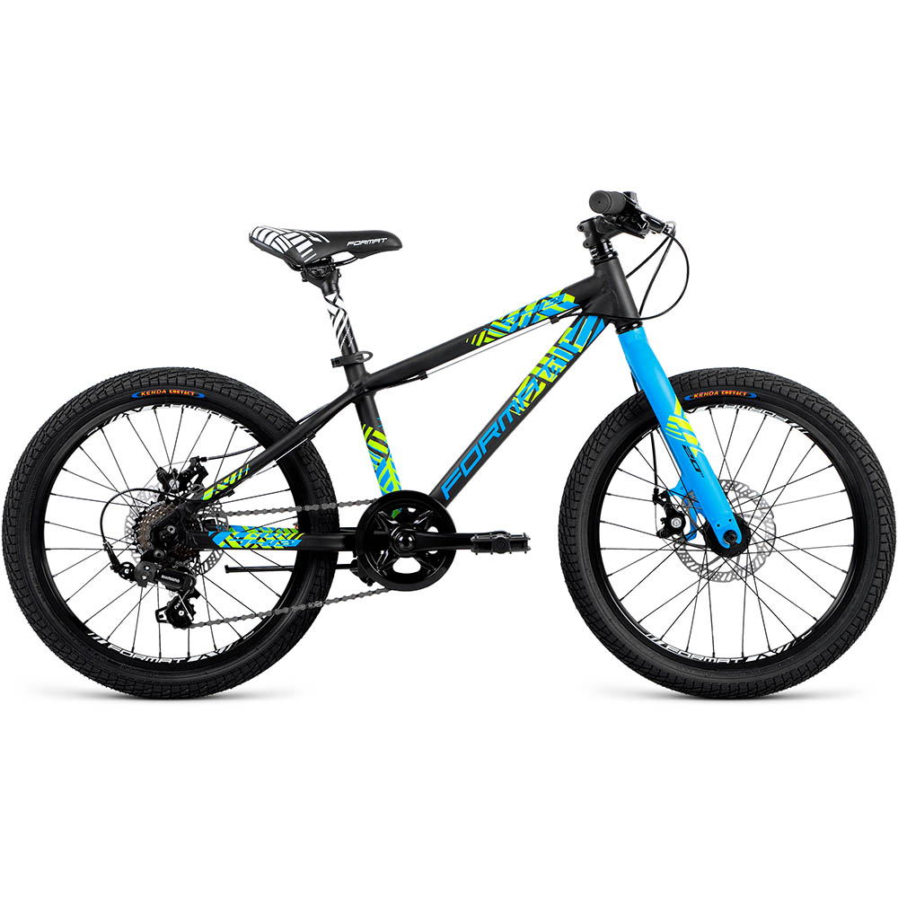 Bicycle FORMAT 7413 (20 7 IC. Growth OS) 2017-2018 двигатель os max kyosho ke21r 74018