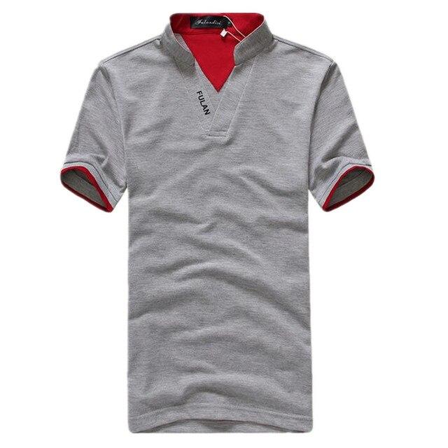 finest selection 39335 b80fa US $8.67 |Männer Polohemd Sommer Mode Camisa Polo Qualität Kurzarm Herren  Poloshirt Marken Atmungs Polo Marke Tees M 5XL in Männer Polohemd Sommer ...