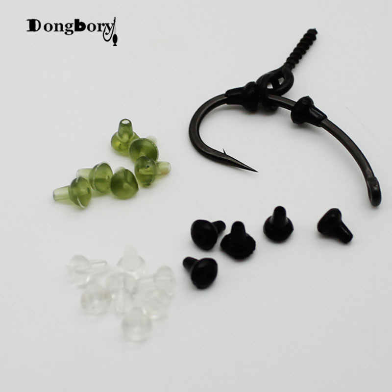 Rig Carp Fishing Stoper Pop UP Boilies Stop Hook Stops Beads Fishing Hair Chod