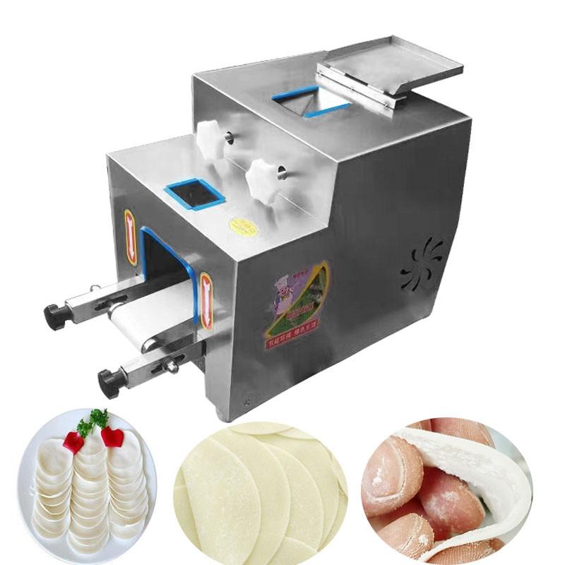 BEIJAMEI 6000 piece/h Small wonton dumpling wrapper making machine commercial dumpling wrapper skin making maker machine dumpling wrapper cutter