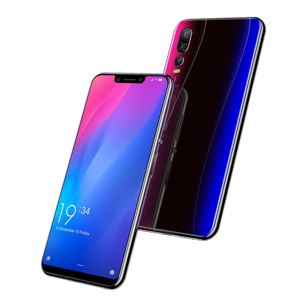 Elephone A5 6 GB 128 GB SmartPhone Android 8.1 MTK6771 Octa Core 6.18 pouces FHD + u-cran écran 20MP caméra 4000 mah 4G téléphone portable - 6