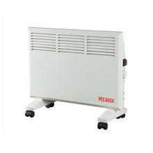 Обогреватель конвекционный Ресанта ОК-1000 (Мощность 1000 Вт, 2 режима, термостат, класс защиты IPX4, бесшумная работа, возможность настенного крепления)