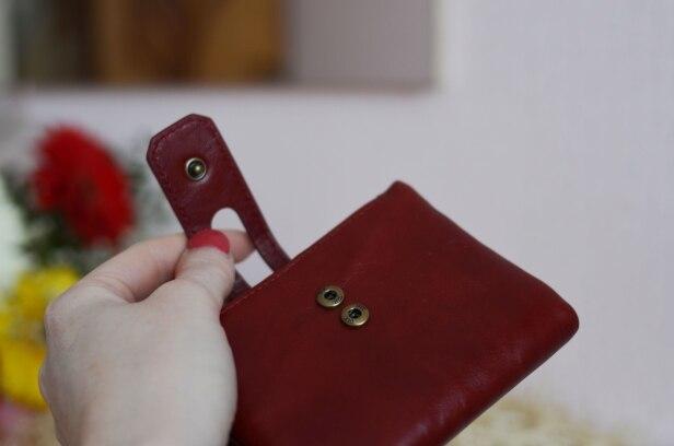 держатель кредитной карты ; Основной Материал: Натуральная Кожа; портмоне;