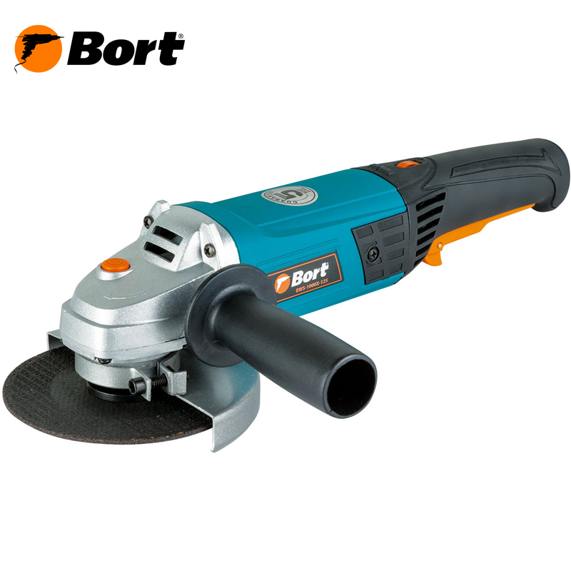 Angle grinder Bort BWS-1000X-125 цена и фото