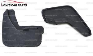 Image 2 - واقيات الطين لـ Lada Vesta 2015 ملحقات زخرفة العجلات الخلفية واقيات الطين واسعة الرشاشات الطين تزيين السيارة