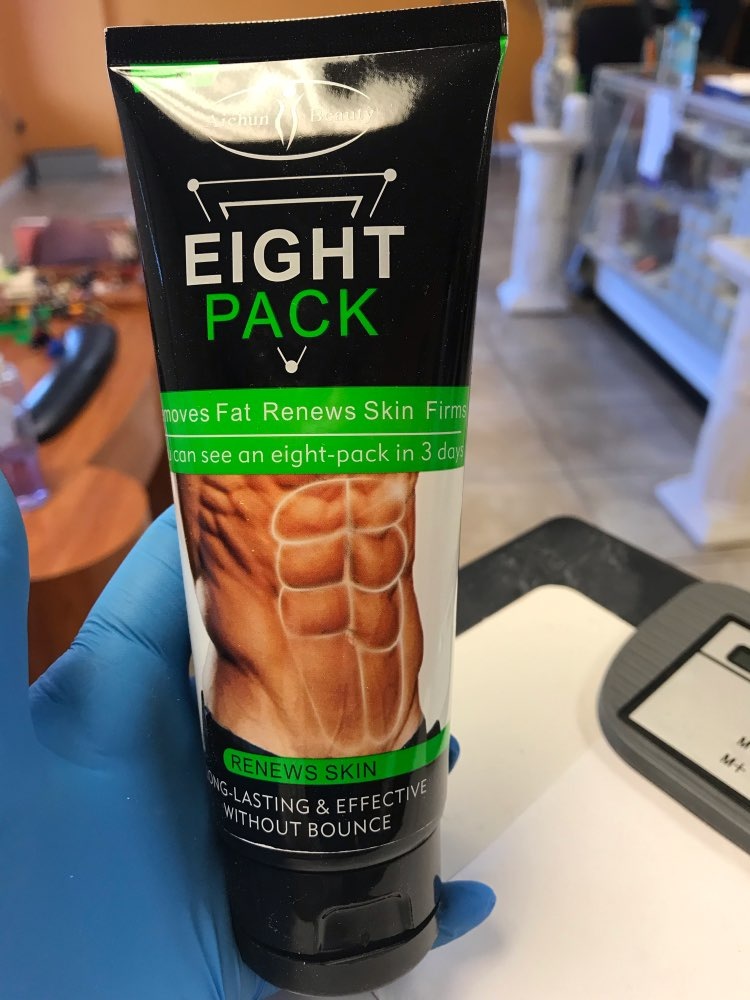 Fat Burning Cream For A Eight-pack Dream photo review