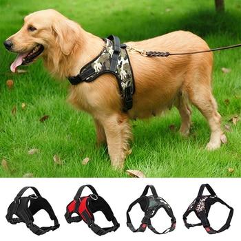 Nylon Large Dog Pet Harness
