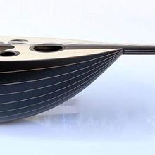 Арабский ручной работы грецкий орех струнный инструмент OUD UD AOUD AAO-108M