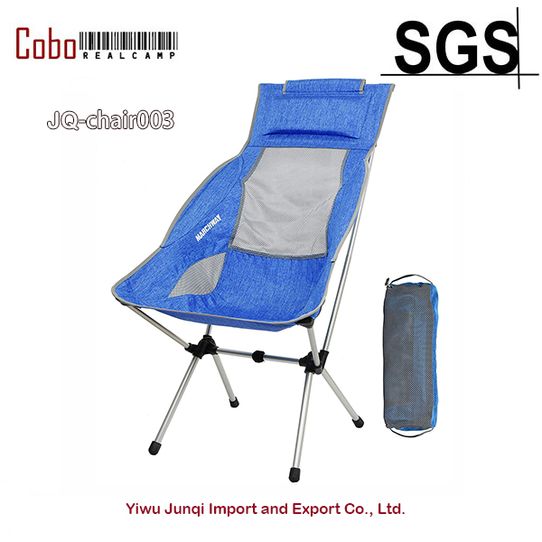 Outdoor Folding Chair Camping Hiking Fishing Festival Concert Picnic Garden ^^