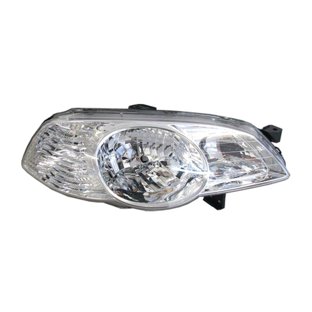 Headlight Right Fits Honda Odyssey 1999 2000 2001 2002 2003 Headlamp Chrome