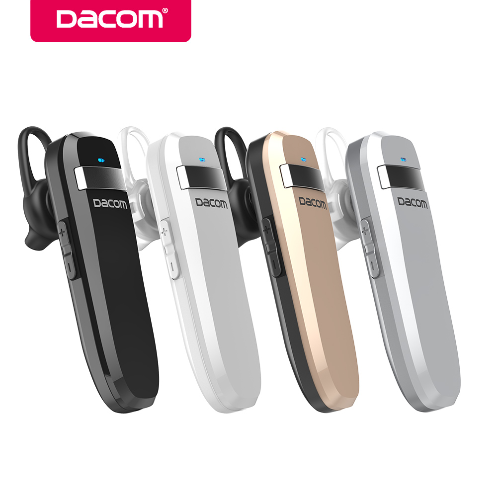 DACOM K2 Bluetooth Earphone IPX5 Waterproof Wireless Headphones Business Earbuds Headset with Mic for iPhone Android Smart Phone 100% original bluetooth headset wireless headphones with mic for blackview bv6000 earbuds