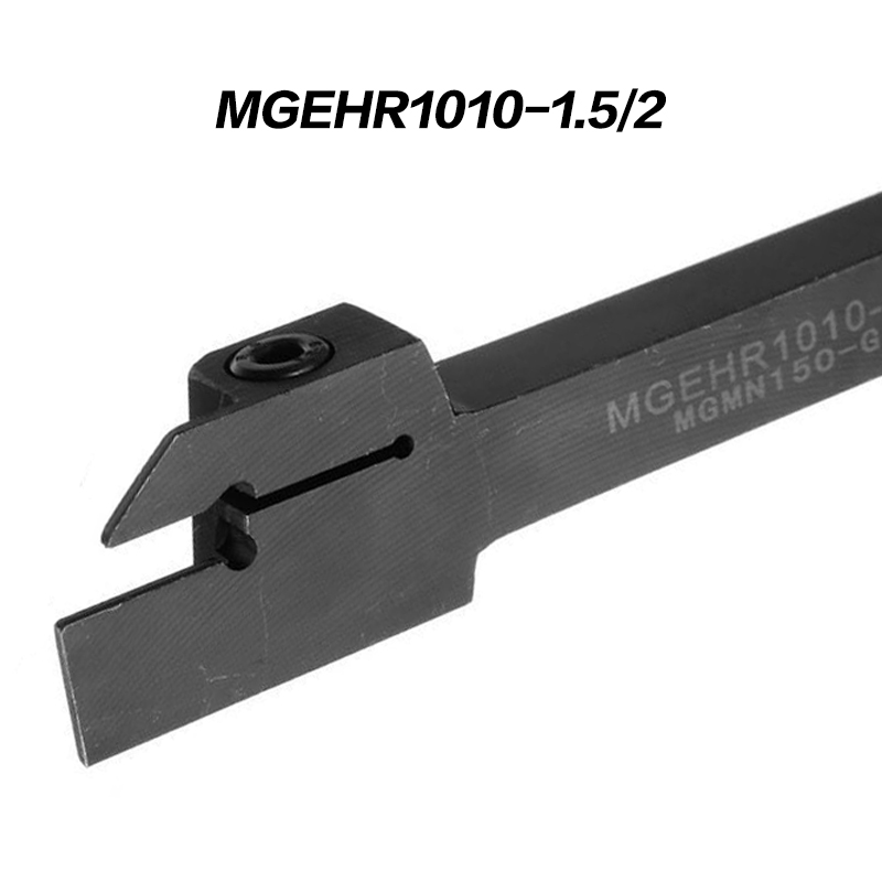 MGEHR1010-1.5 MGEHR1010-2 MGEHR1212-1.5 MGEHR1212-2 MGEHR1212-3 CNC Lathe External Parting and Grooving Turning Tool Holder цена