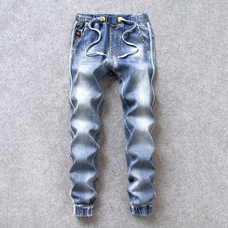 2018 casual men's jeans