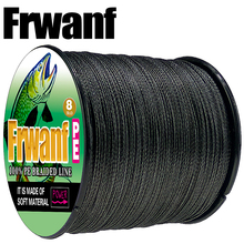 Frwanf PE 8 Strand Braided Fishing Line Super Strong Multifilament Line 8 Wire 500m for Carp Fishing Rope 10LB 20LB 130LB 300LB