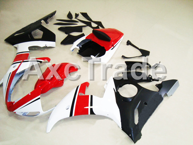 Motorcycle Fairings For Yamaha YZF600 YZF 600 R6 YZF-R6 2003 2004 2005 03 04 05 ABS Injection Molding Fairing Bodywork Kit B409 hot sales 2005 r6 fairings for yamaha yzf r6 05 yzf r6 05 yzf 600 r6 yzf r6 red fiat abs fairing set injection molding