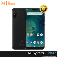 [Global Version] Xiaomi Mi A2 Lite Smartphone 5.84 (4GB RAM + 64GB ROM, Dual SIM, Battery 4000mAh, Android One)