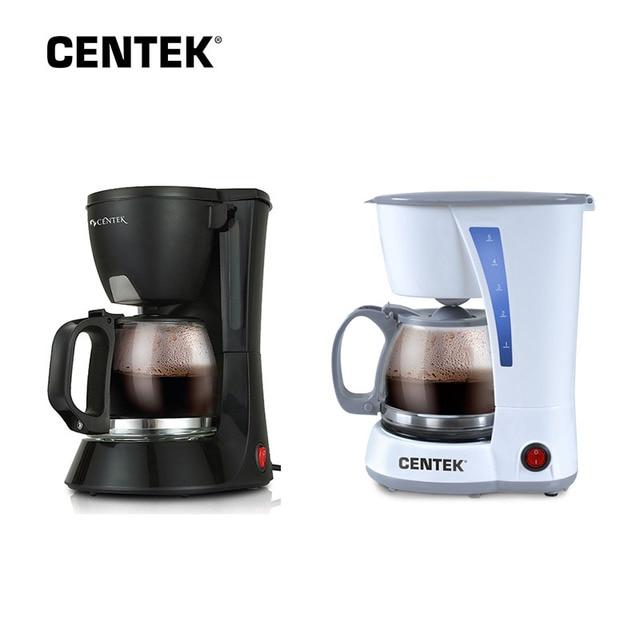 Кофеварка Centek CT-1140/1142 600 мл 700 Вт