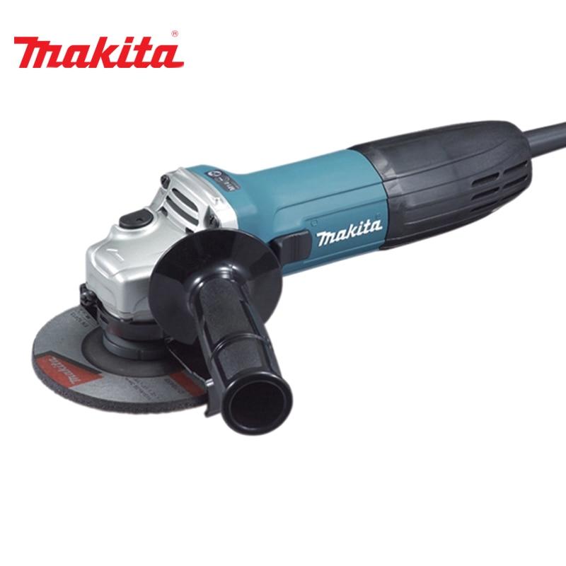 Angle grinder Makita GA5030 8mm thread angle grinder auxiliary side handle for makita 9523nb