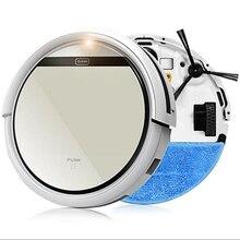 ILIFE V50 робот пылесос для дома очистительные техника robrock Сенсор, пульт дистанционного управления Self зарядки робот ASPIRADOR